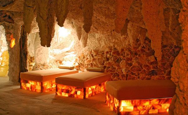 غار نمک داکوسالت