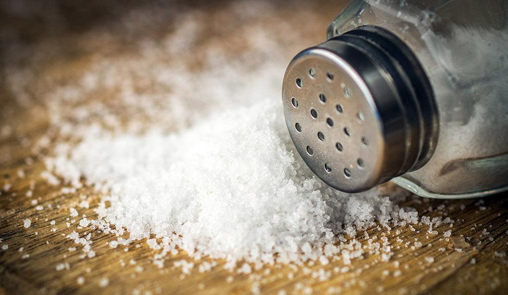 کاربردهای شگفت انگیز نمک