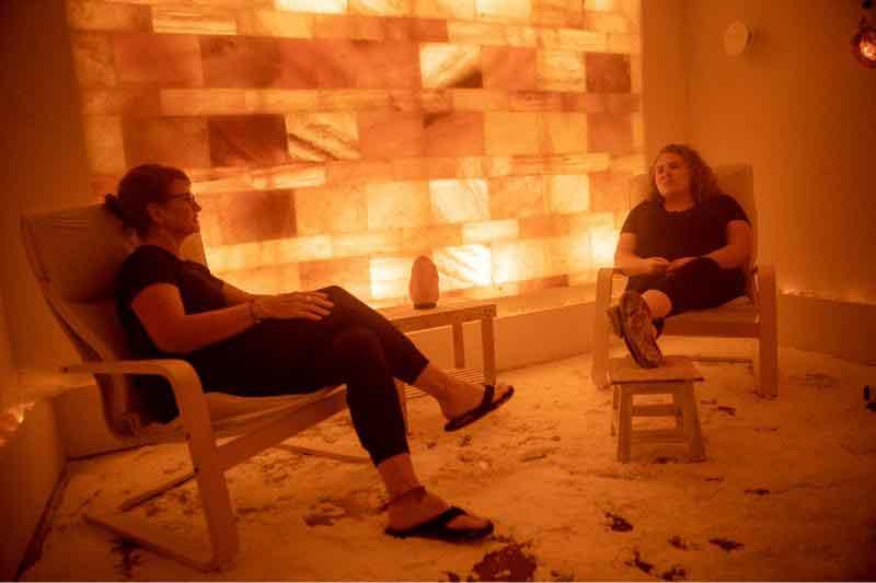 ساخت اتاق نمک در مرکز مشاوره بررسی کامل و خواص آن