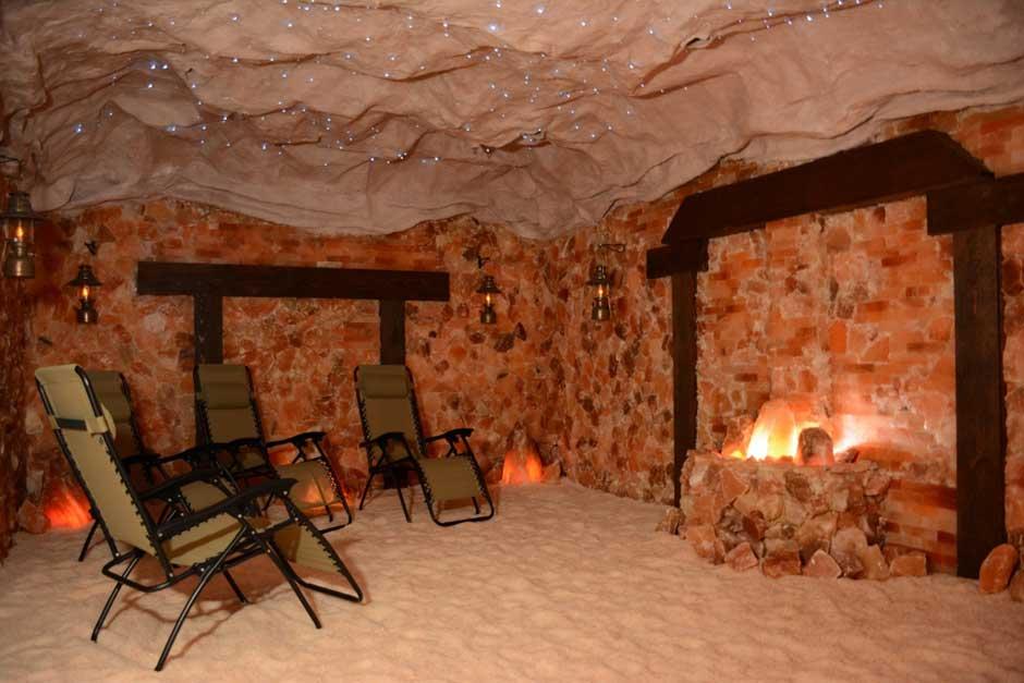 روش ساخت اتاق نمک
